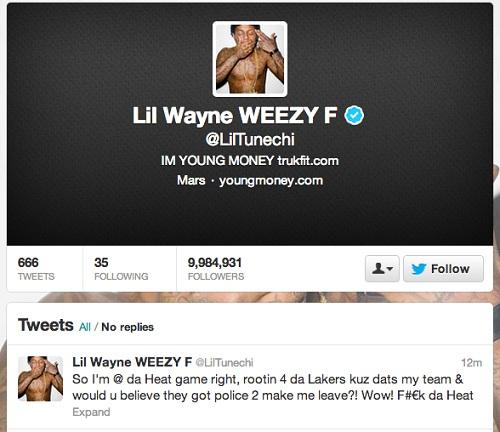 L Wayne...