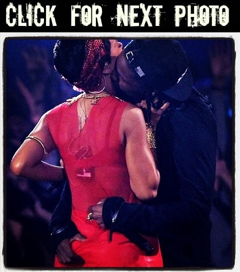Rihanna dating a ap rocky mediatakeout