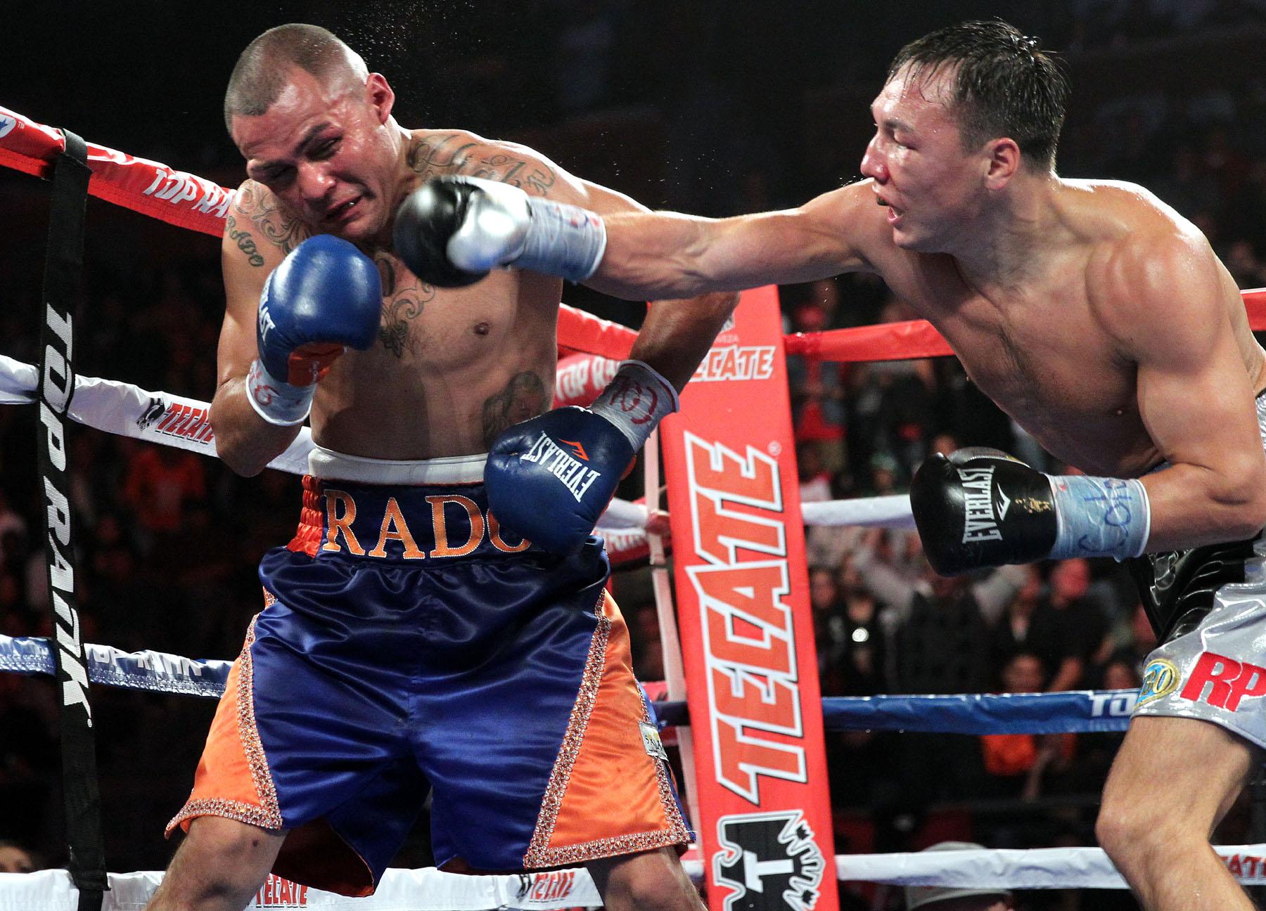 Бокс Проводников Альварадо