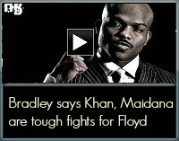 Bradley on Roach, Mayweather
