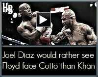 Mayweather vs. cotto