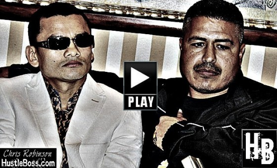 Garcia and Maidana...