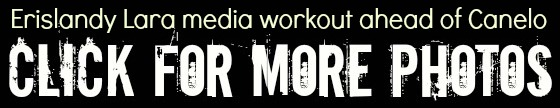 E Lara media workout