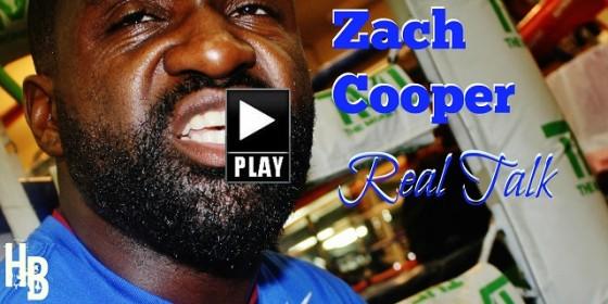 Cooper Real Talk