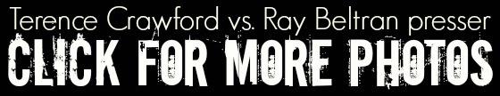T Crawford vs. Ray Beltran