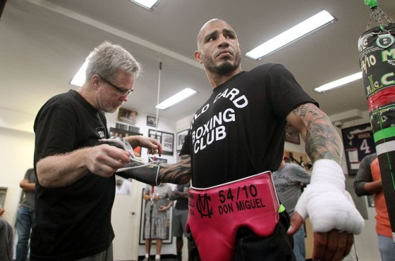 Miguel Cotto next