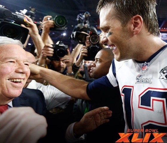Tom Brady Pats Owner