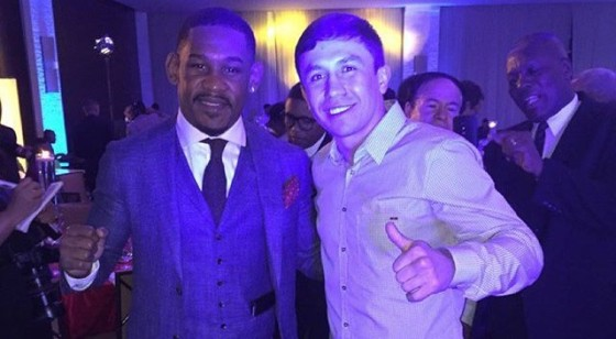 GGG and Jacobs II
