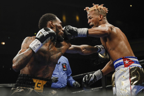 Robert Easter Jr x Rances Barthelemy