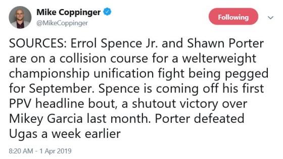 Spence N Porter