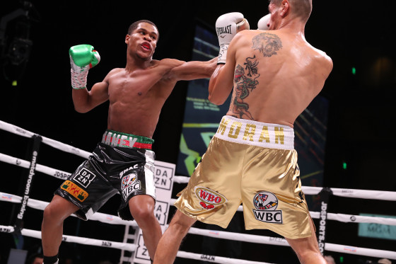 Boxing: Devin Haney vs Antonio Moran