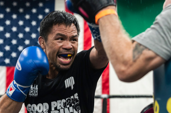 Manny Pacquiao Camp Visit - 07.26.2021_08_21_2021_Training camp_Ryan Hafey _ Premier Boxing Champions